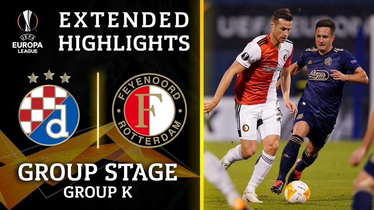 Dinamo Zagreb Vs Feyenoord Live Scores H2h Lineups Live Ticker And Stats