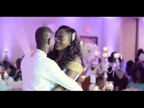 Ghanaian Traditional wedding || Faustina+Elorm