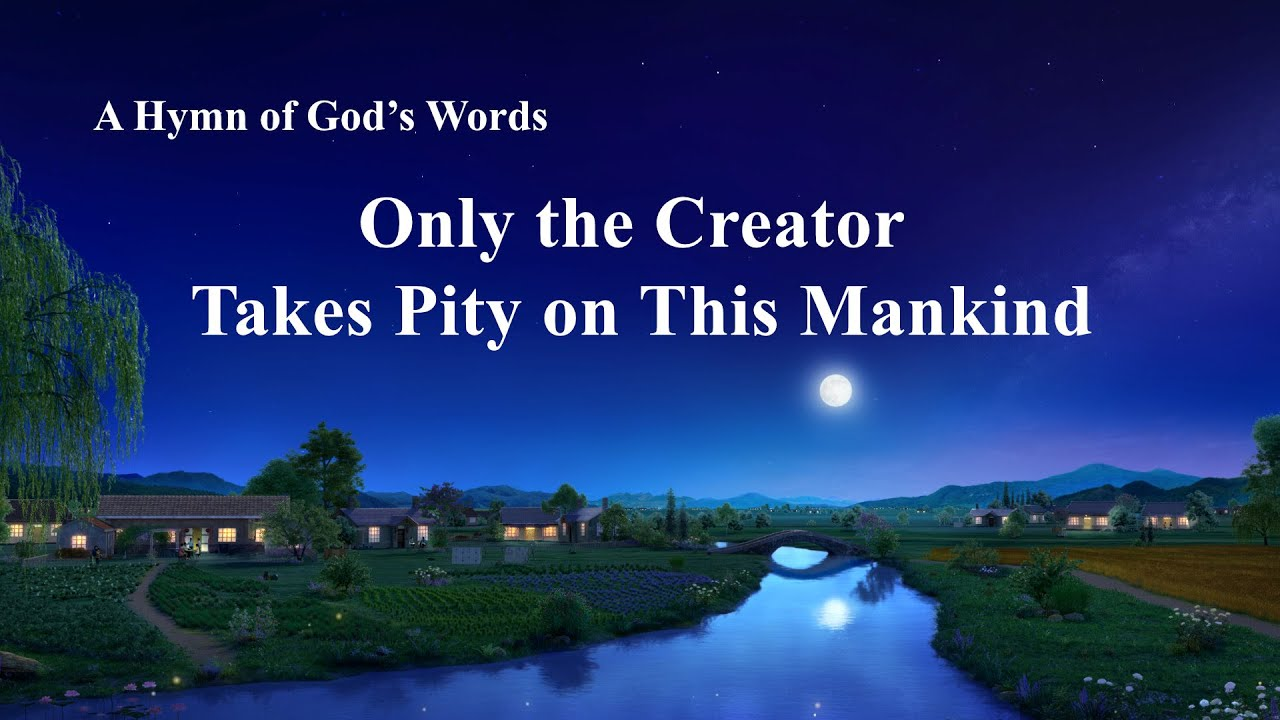 """English Christian Song With Lyrics   """"Only the Creator Takes Pity on This Mankind"""""""