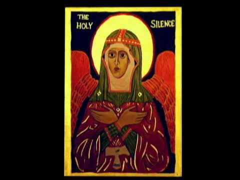 Sr Pamela Catherine's Icon of the Holy Silence
