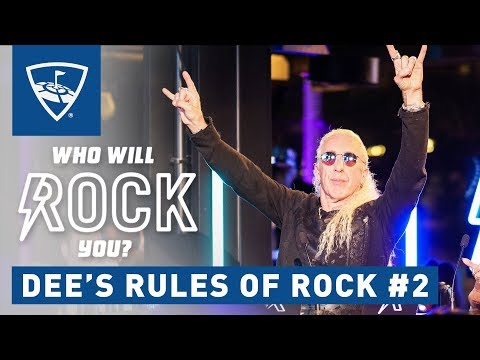 Who Will Rock You? | Season 2: Episode 3 - Dee Snider: How To Deal With Groupies | Topgolf