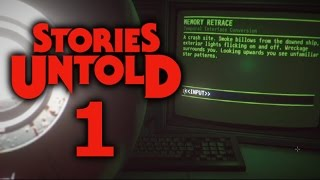 [ Stories Untold ] The Lab Conduct (Gameplay)