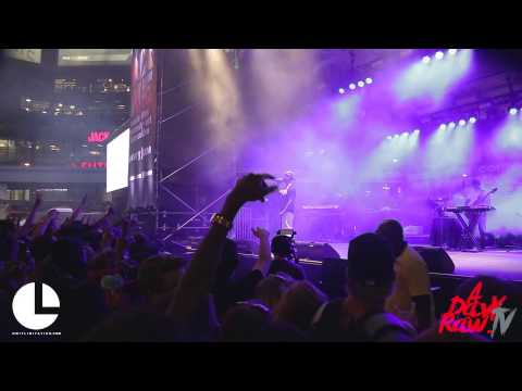 Juicy J Live NXNE 2014 (Full Video)