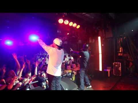 Mobb Deep  - Burn x Outta Control x Got it twisted (Live @ Megaklub Katowice)