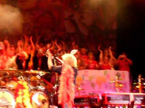 Sammy Hagar - Marching To Mars - November 18, 2008