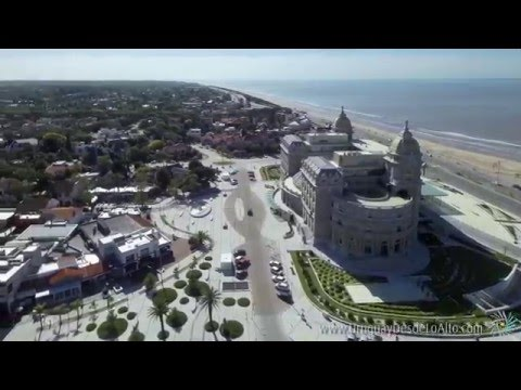 Video aéreo en Carrasco, Montevideo, Uruguay desde lo Alto