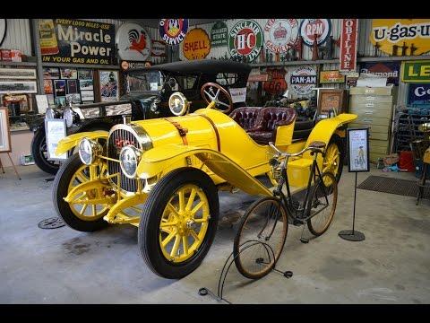 SOLD: 1913 Pope Hartford Model 31 Portola Roadster, CA