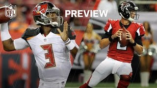 Buccaneers vs. Falcons (Week 1 Preview) | Around the NFL Podcast