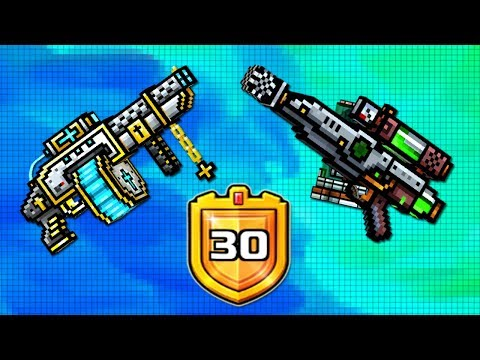 Pixel Gun 3D - Святой Дробовик и Очиститель Чумы (427 серия)