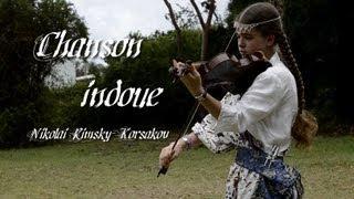 Chanson indoue - Nikolai Rimsky-Korsakov (Violin & Piano)