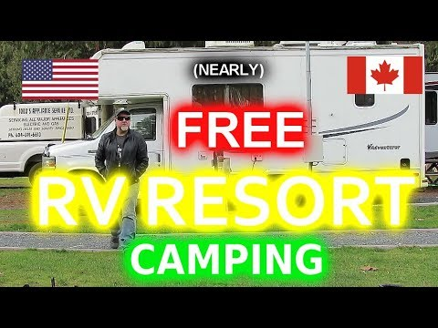 Thousand Trails Canada: Nearly Free RV Resort Camping