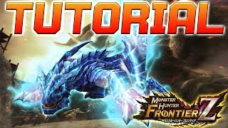 Vídeo Monster Hunter Frontier Z