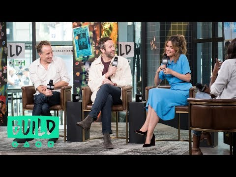 Rose Byrne, Chris O'Dowd & Jesse Peretz On Working With Author Nick Hornby