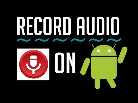 Best Free Voice Recorder App For Android 2018