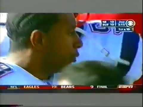 2004 Bills vs Patriots Week 4 NFL Primetime Highlights