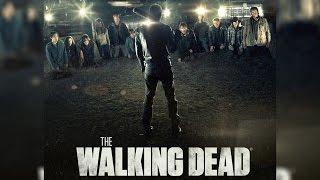 Walking Dead 7 сезон 1 серия - Обзор