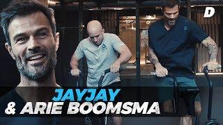 Gaat JayJay deze training met Arie Boomsma volhouden? // DAY1 Coverhelden X Mens Health
