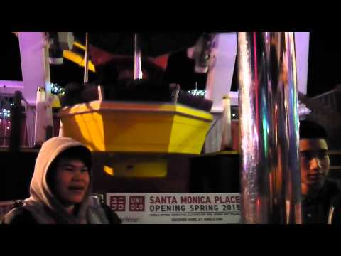 Vlog #7: Journey to the famous Santa Monica Pier!