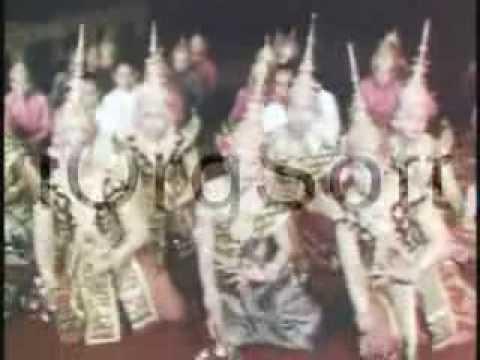 1,Royal Ballet of Cambodia 1  The Story of Jayavarman II 1965)   YouTube