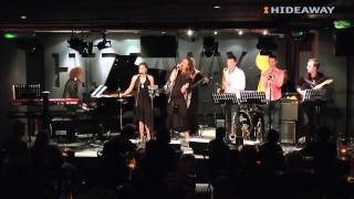 Got To Be Real performed at Hideaway Jazz Club in Streatham, London