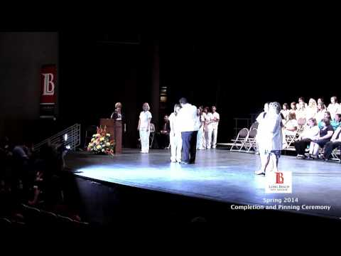 LBCC - Completion and Pinning Ceremony-2014, Part 2