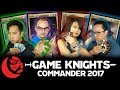Commander 2017! Ur-Dragon, Edgar Markov, Arahbo, and Inalla l Game Knights #9 Magic the Gathering