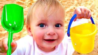 Beach Song  | Nursery Rhymes & Kids Songs