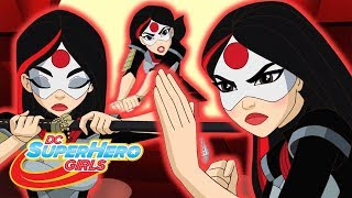 Лучшее из Katana | DC Super Hero Girls Россия