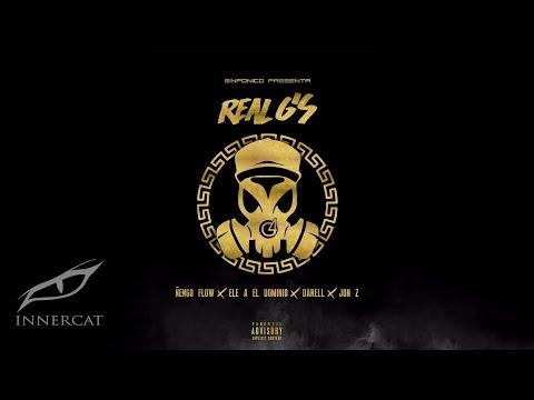 RealGs Ñengo ❌ Ele A El Dominio❌Darell❌Jon Z Prod G4 (PREVIEW)