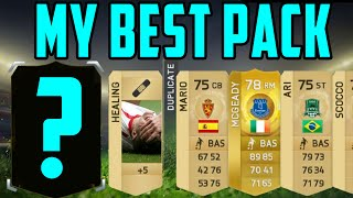 FIFA 15 - MY BEST PACK SO FAR FT 2 600k+ PLAYERS!  ( Fifa 15 Ultimate Team Pack Opening ) Thumbnail