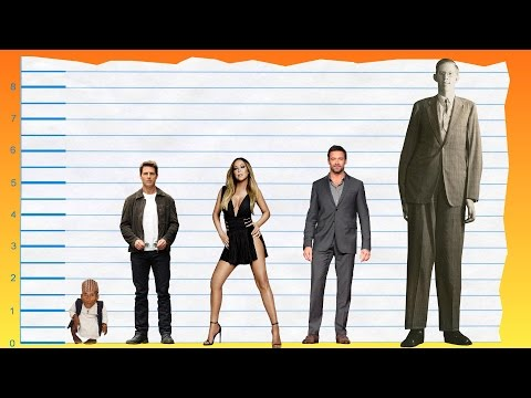 How Tall Is Tom Cruise? - Height Comparison!