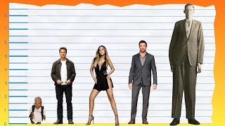 how tall is tom cruise?   height comparison