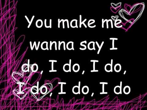 Colbie Caillat - I do (Lyrics)