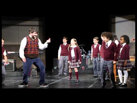 Alex Brightman & the Cast Sing 'Stick it to the Man' From Broadway-Bound SCHOOL OF ROCK