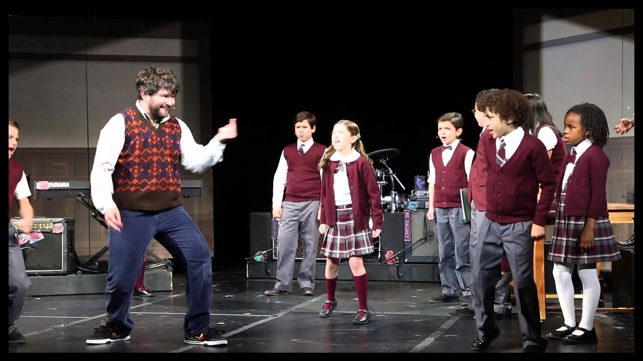 Alex Brightman The Cast Sing Stick It To The Man From Broadway