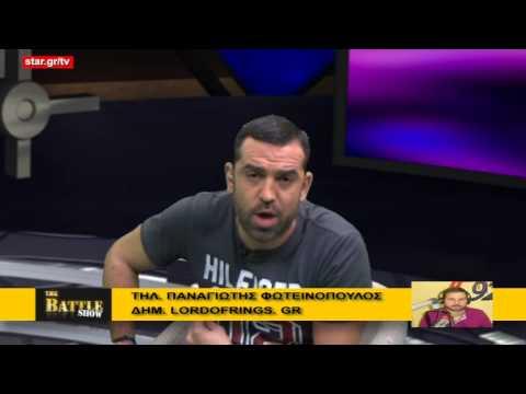 The Battle Show - 8.12.2014 - Web TV