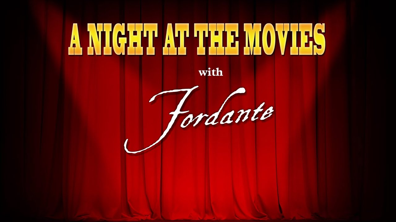 Introducing Fordante - 2 minute mix of film & classical music