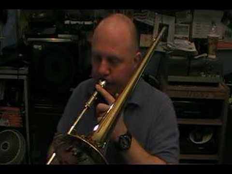 James Pankow Jazz Solo