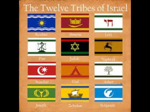 The Blessings Of Each Tribe Of Israel