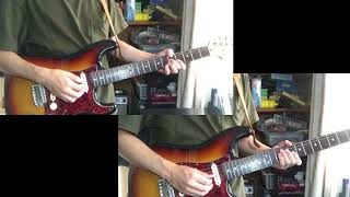 Movin' My Soul / UNCHAIN 【guitar cover】