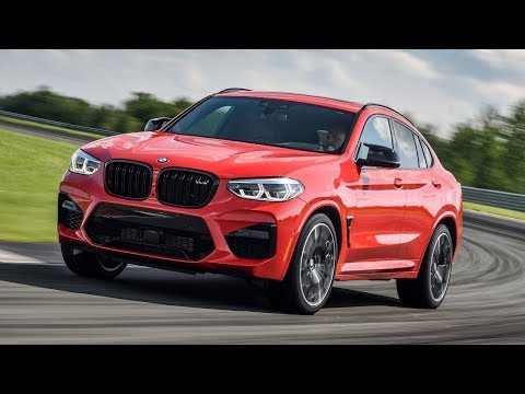2020 BMW X4 M Competition – Design, Driving & Sound!