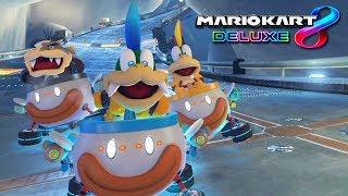 MARIO KART 8 DELUXE: ¡TODOS LOS KOOPALINGS EN ACCIÓN! | Nintendo Switch
