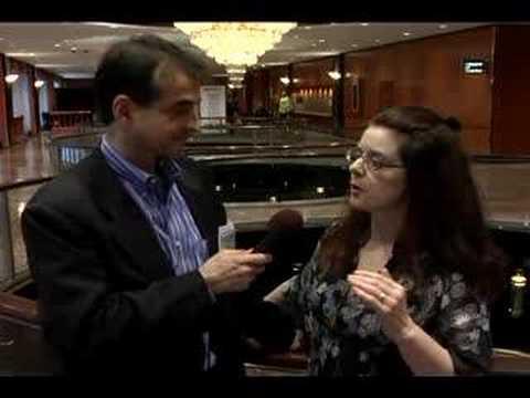 Pauline Ores Of IBM On Social Media Marketing At SES NY 2008