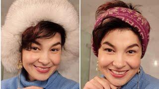 9 шапок для короткой стрижки и советы как сохранить объем укладки под шапкой