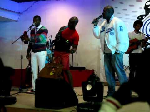 CALADO SHOW - GILMARIO - JLOURENZO live@ kilamba luanda PART1