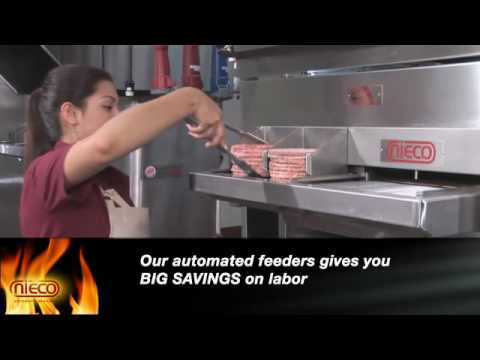 Nieco Automatic Broilers Youtube