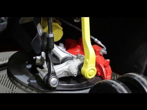 PRI 2016: Upgrade Your Camaro or Corvette with Chevrolet Performance