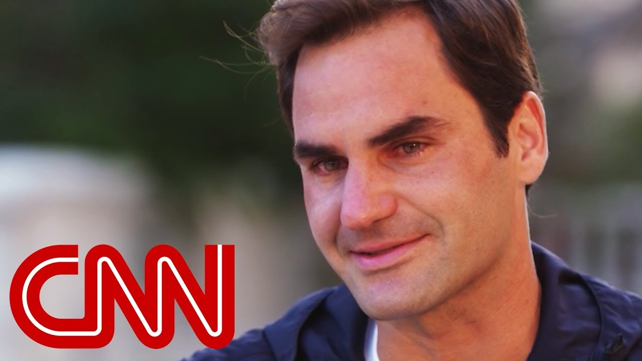 Question about Roger Federer's past brings him to tears