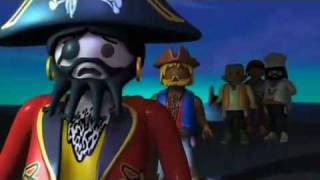 Playmobil the Secret of Skull Island DVD Trailer