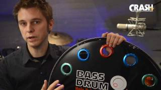 Bass Drum O's Demonstration (CRASH TV)
